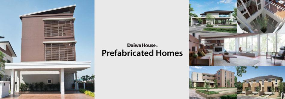 Prefabricated HomesMalaysia DaiwaHouse