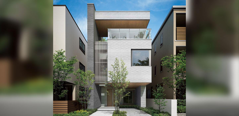 専用住宅(狭小スペース対応)|間取り例|skye~スカイエ ...